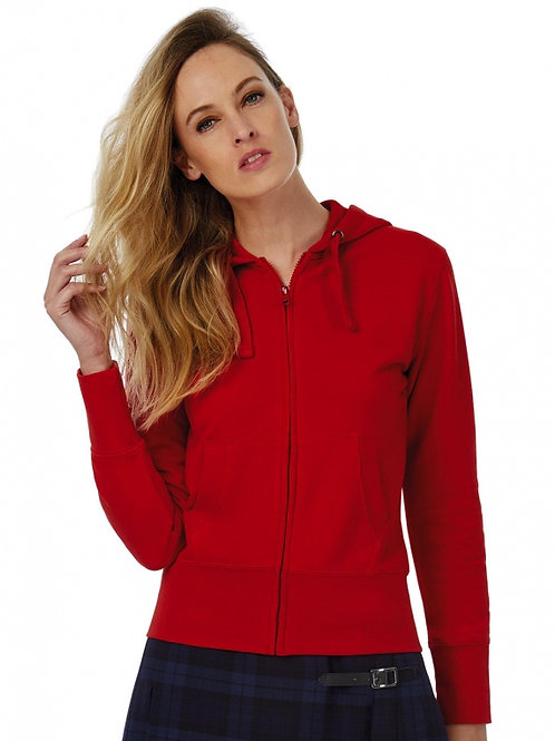 Damska bluza Hooded Full Zip/women