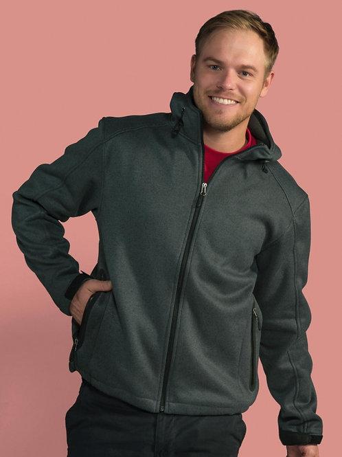Fleece Knitted Bonded