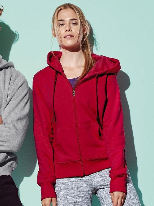 Damska bluza Active Sweatjacket