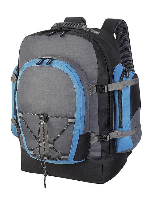Klasyczny plecak podróżny