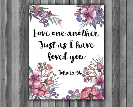 Quote from Bible, Christian Art print printables Painting, Quote art Print, Quote Poster, Quote wall art, Quote Bible art