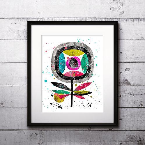 Scandinavian art prints, buy Posters, buy watercolor art, buy wall art, buy home decor