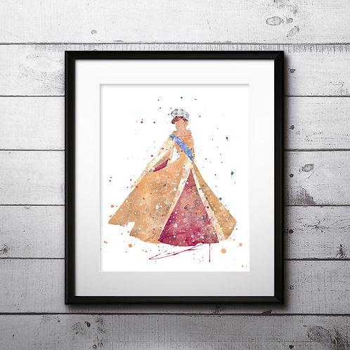Anastasia art prints, print, buy painting, buy art, instant download art, Wall Art, art