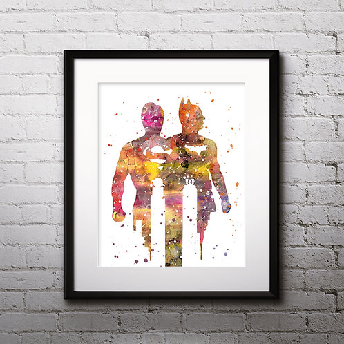 Superheroes art prints, Superheroes print, Superheroes painting, Superheroes art, Superheroes Printable art, Superheroes Home