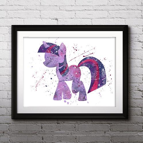 My Little Pony Printable art, My Little Pony Art, My Little Pony Poster, My Little Pony Painting, My Little Pony art print