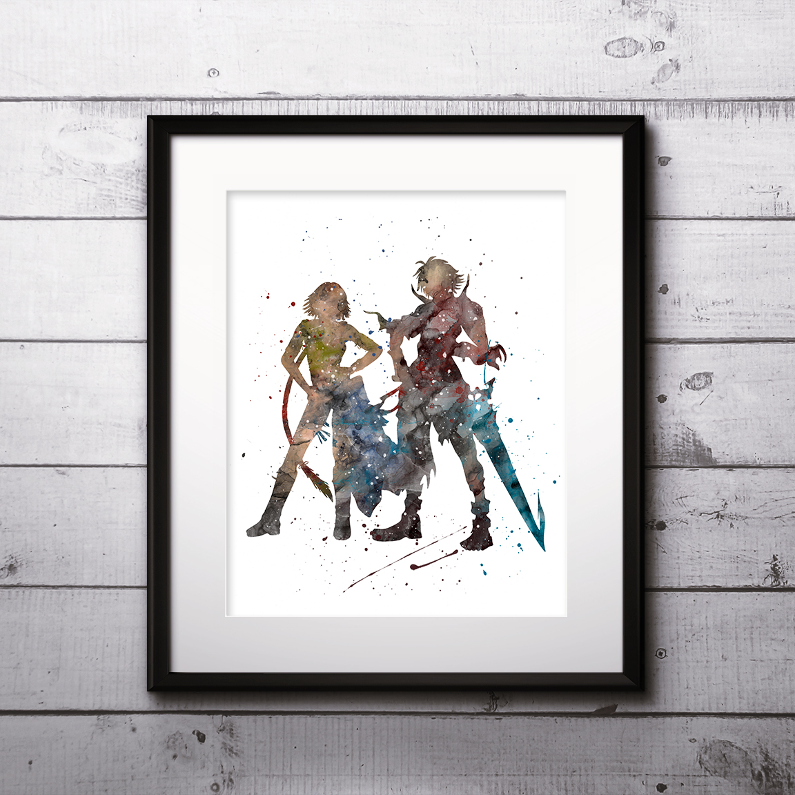 Final Fantasy Art Prints