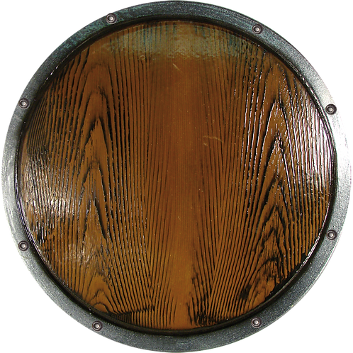 Small Round Shield