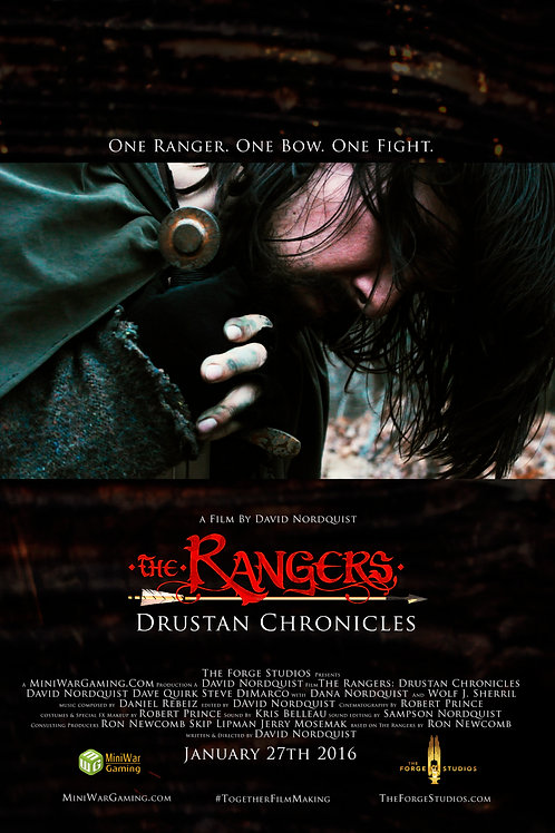 DVD: The Drustan Chronicles