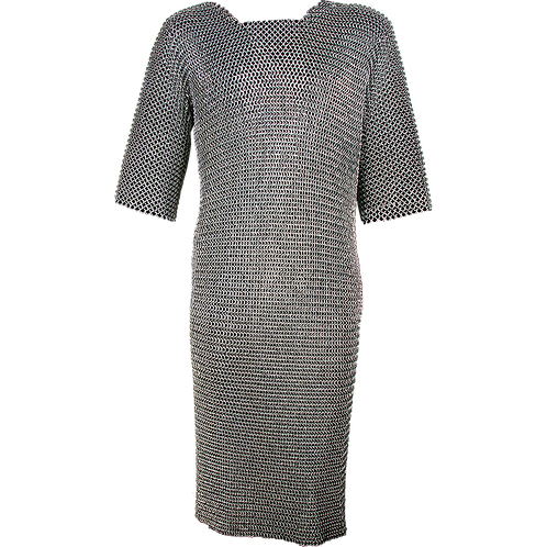 Short Sleeved Butted Chainmail Shirt