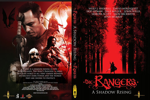 DVD The Rangers; A Shadow Rising