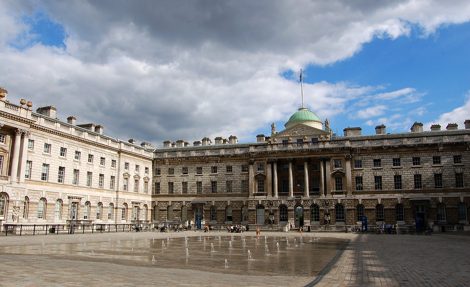 Somerset House, home to King's School of