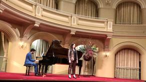 WA Opera Young Artists Showcase Review