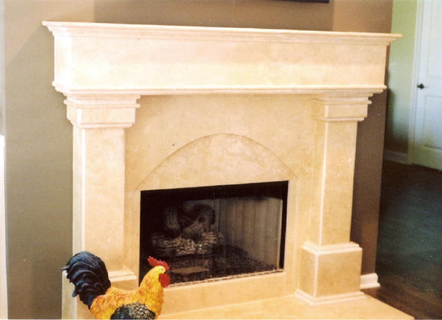 Traditional Fireplace Design