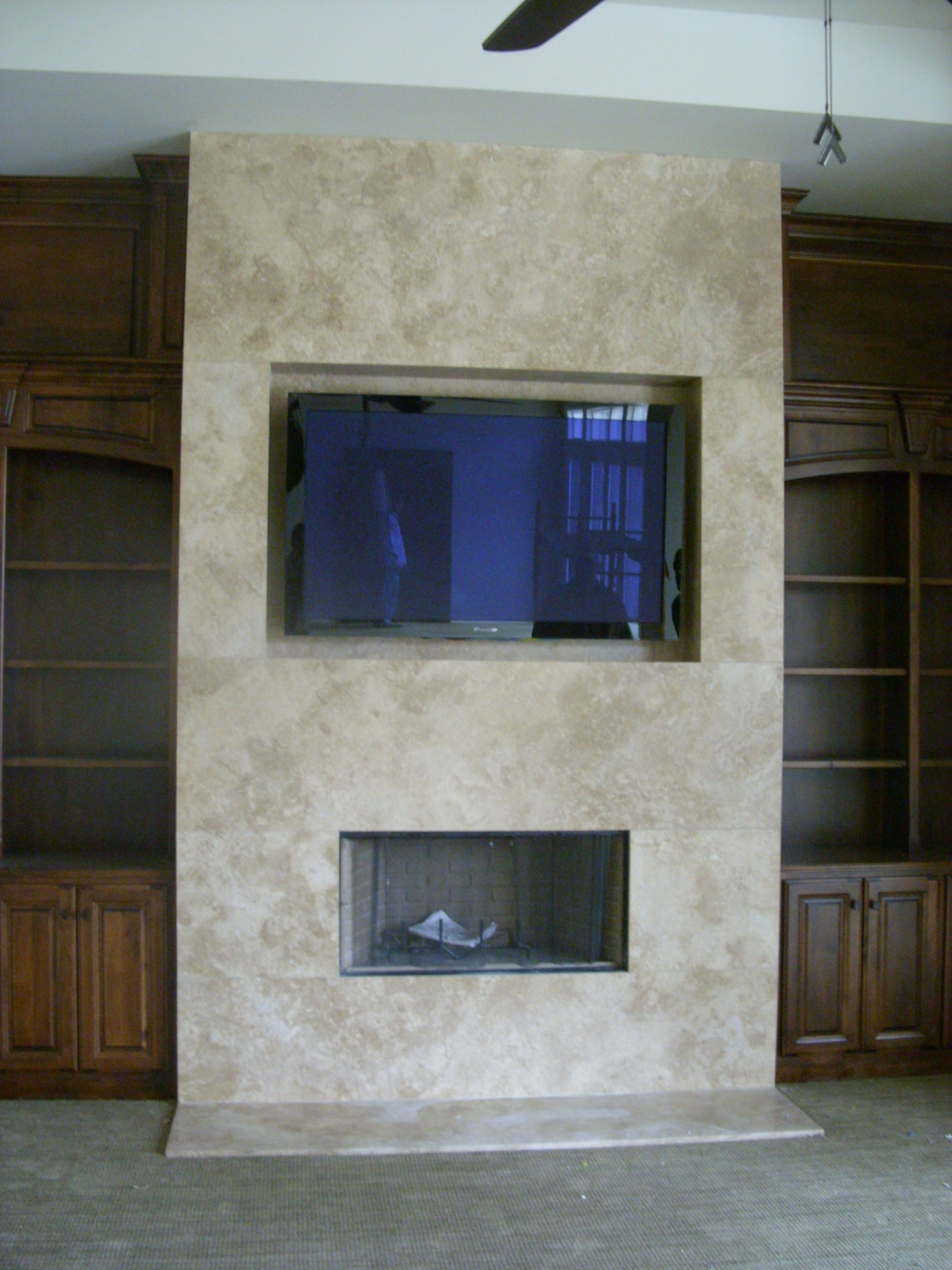 Fireplaces | Braco Stone | Granite Countertops | Quartz
