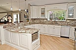 Traditional Kitchen Full Backsplash Jpg