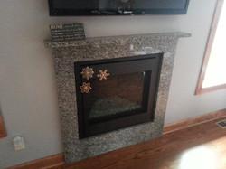 Caledonia Fireplace & Mantel