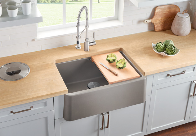 Blanco Ikon 30 in Farm Sink