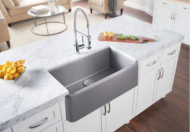 Blanco Ikon 33 in Farm Sink