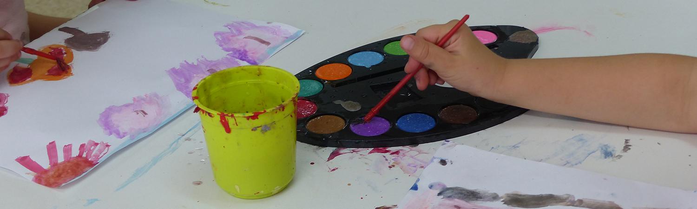 פלטת צבעים לבאנר