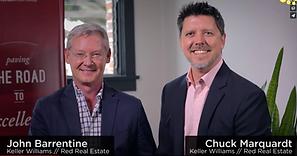 Chuck Marquardt & John Barrentine - Red Real Estate Group / Keller Williams Realty
