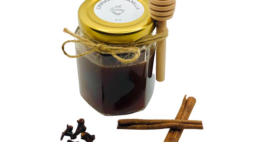 Cinnamon Vanilla Honey