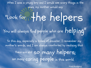Helping ...