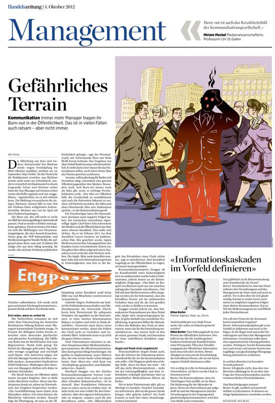 Handelszeitung