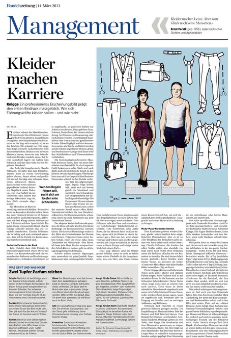 Handelszeitung, 2013