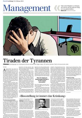 Handelszeitung, 2011