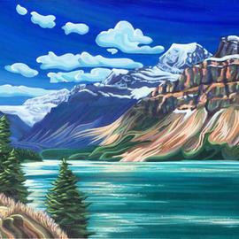 Bow Lake Beauty
