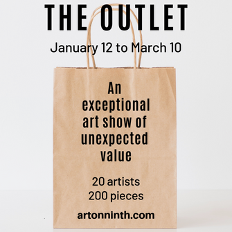 Art on 9th - Outlet Show