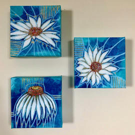 Whimsy Daisies