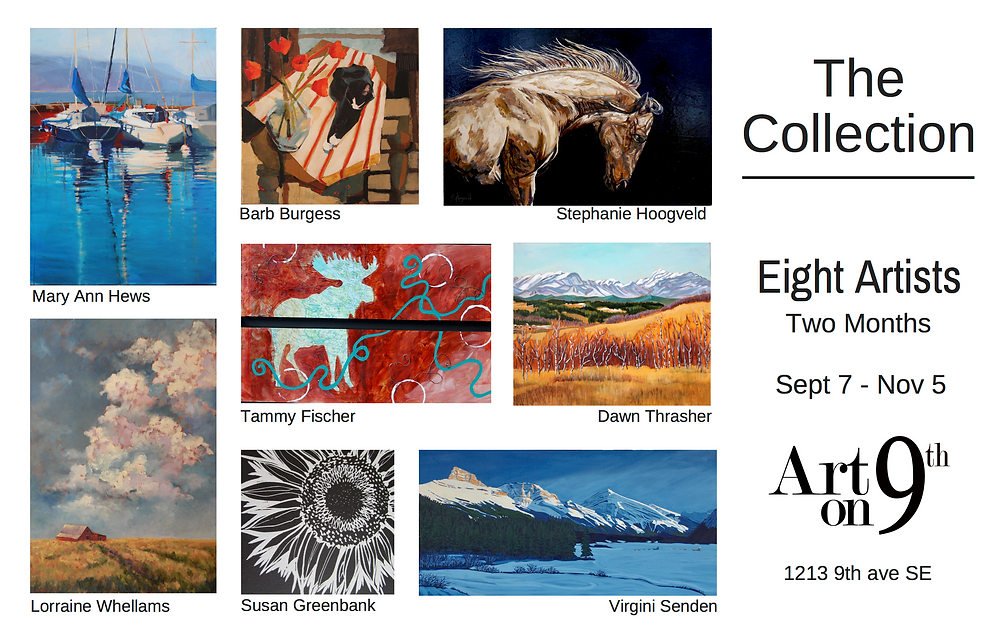 The Collection - September 7 - November 5