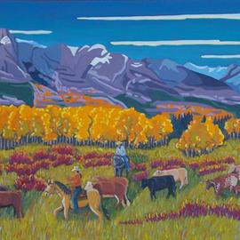 Fall Cattle Drive