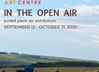 """In The Open Air"" Show at Leighton Centre"