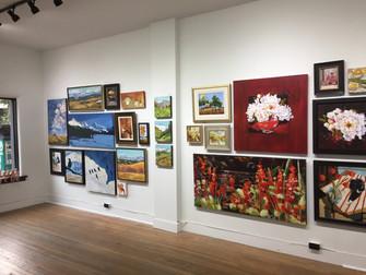 ArtWalk Calgary - Art on 9th Gallery