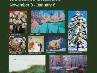 Art on 9th Christmas Show