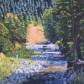 Mitchell Creek Trout Heaven