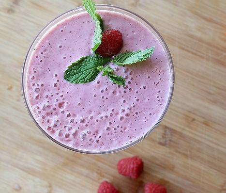 smoothie, berry, strawberry