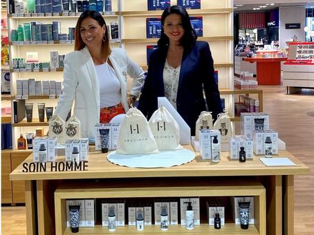 START News -  Les Galeries Lafayette soutiennent la startup locale Archiman