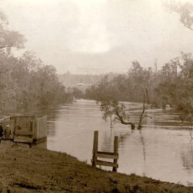 Blackwood River floods 1925