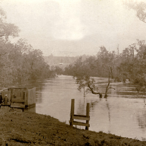 Blackwood River floods 1925