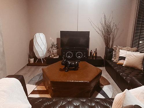 $119 Trampoline + B:Lounge Rental