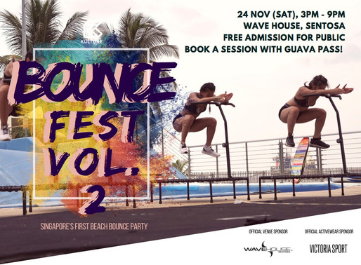 See you at BOUNCE FEST Vol. 2 this 24 November!