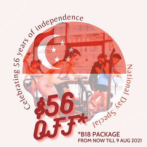 National Day B18 Promo