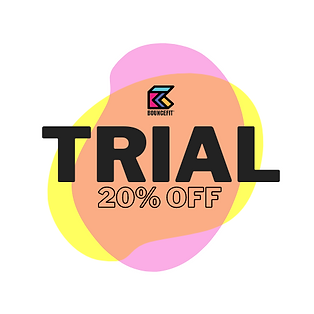 4 Classes Trial (1 month validity)