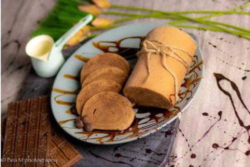 Roll Cake - Chocolate (200g - 4.2oz)