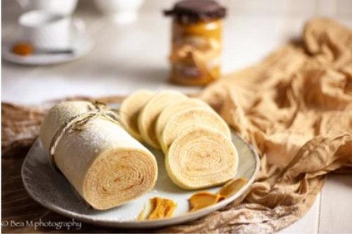 Roll Cake - Dulce de Leche (200g - 4.2oz)