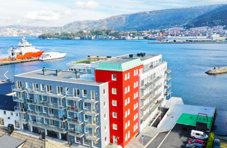 Holmen i Bergen