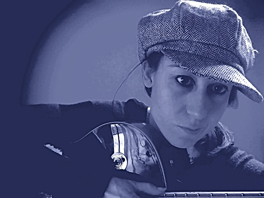 Micaela Martini chitarrista jazz Milano